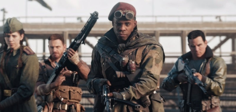 Call of Duty: Vanguard - We played the new shooter from Sledgehammer Games.  The creators have an interesting idea, but ...