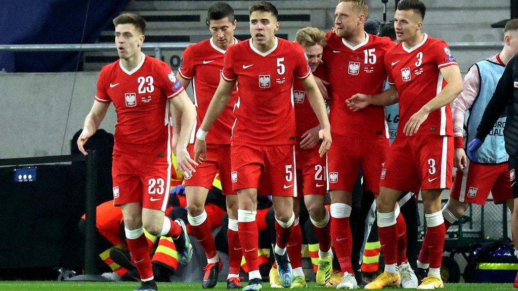2022 World Cup qualifiers. What is the date of the next Polish matches?  Polish representation