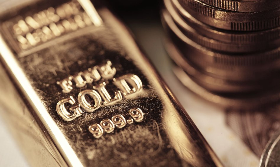 A technology company that buys gold.  afraid of