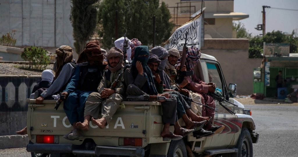 Afghanistan: Taliban ready for dialogue with opponents