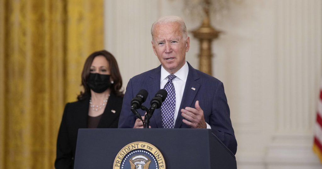 Biden spoke to the Emir of Qatar.  It's about the situation in Afghanistan