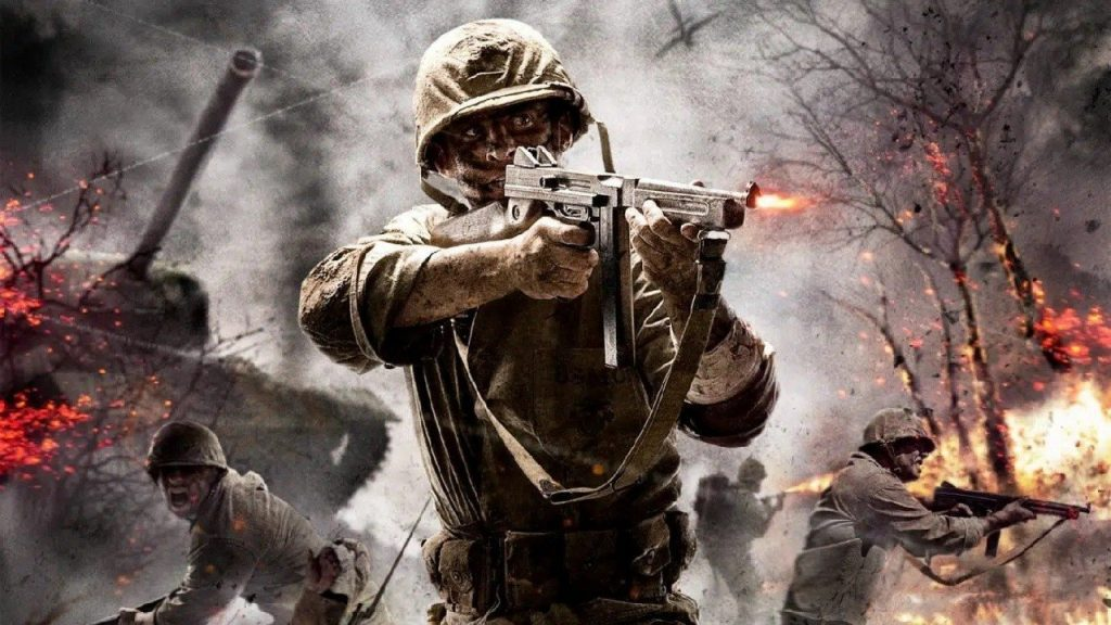 Call of Duty: Vanguard is officially announced;  The trailer reveals the release date