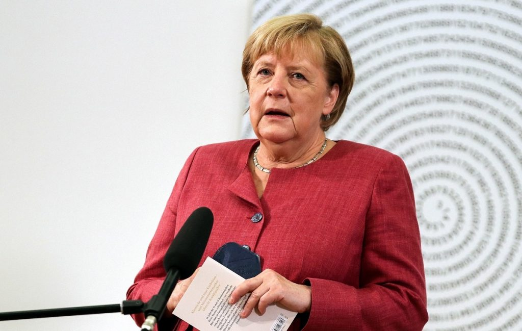 Chancellor Merkel's Last And Very Mysterious Trip