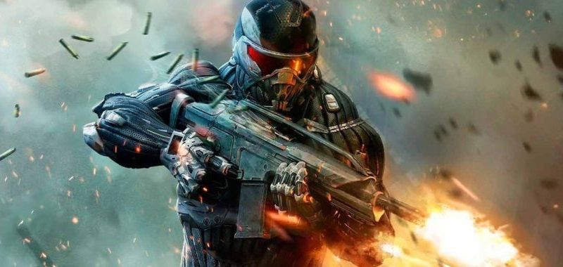 Crysis 2 Remastered in the first game.  Check out how to play on PS5