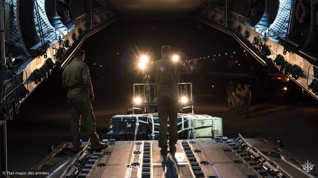 Deportation from Afghanistan.  Flights resumed.  Some of them will land on the US base in Germany