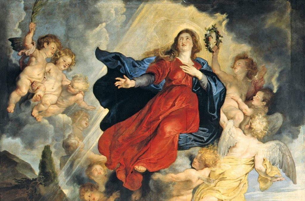 Is it our duty to believe in the supposition of the Blessed Virgin Mary?