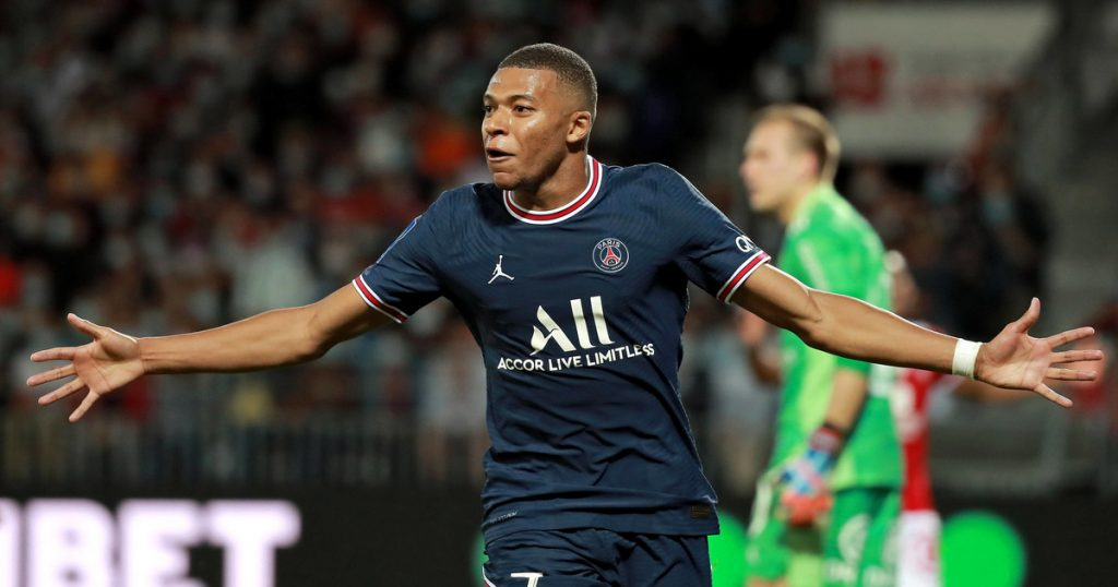 Real Madrid starts Mbappe!  There is an official offer.  Transfers
