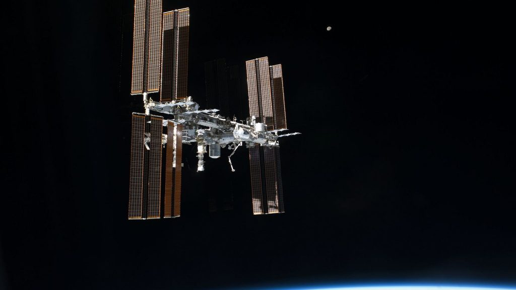 The International Space Station is leaking again.  The Russians discovered cracks in the Zarya unit