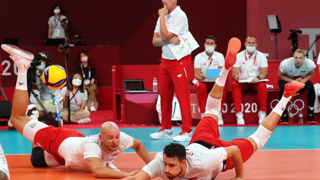 """The Russian coach briefly summarizes the Poles.  """"He was clearly not coping."""""""
