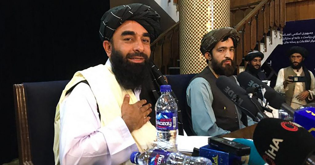 The Taliban are in complete control of Afghanistan