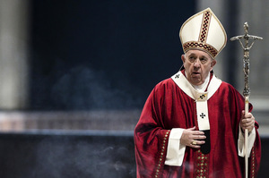 """Vatican: Pope Francis to abdicate? """"concave in the air"""""""
