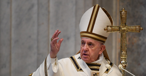 Pope Francis: I don't know where they come from, I want to step down
