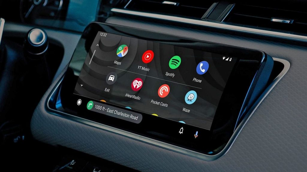 Pi changes in Android Auto.  Google is making a big update