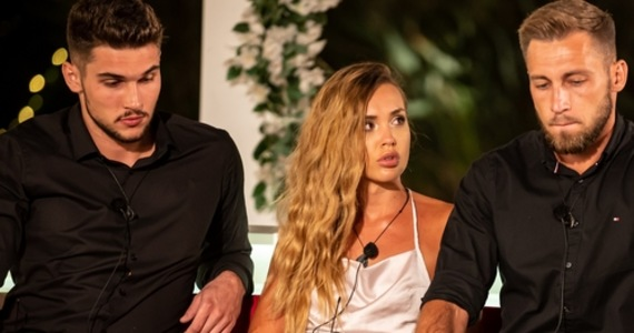 """""""Love Island. Love Island.""""  Shocking evaporation and a sea of tears.  Nobody expects that!"""
