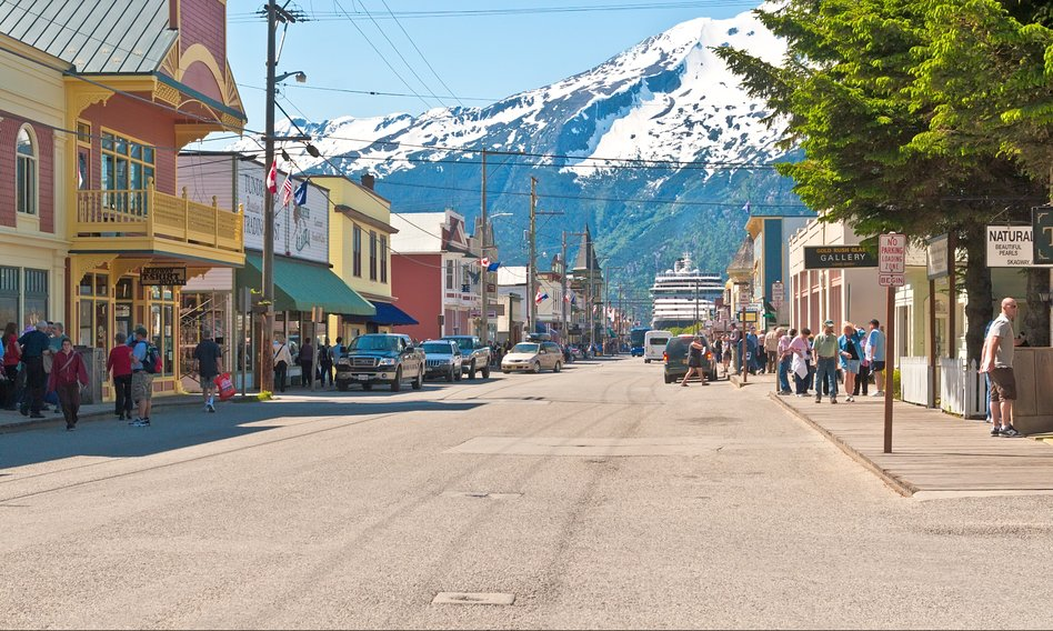 Alaska is the hardest working state in the United States