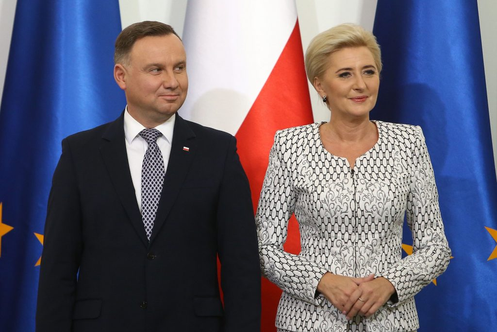 Andrzej Duda in the United States.  The plan of the visit, who he will meet, what he will do