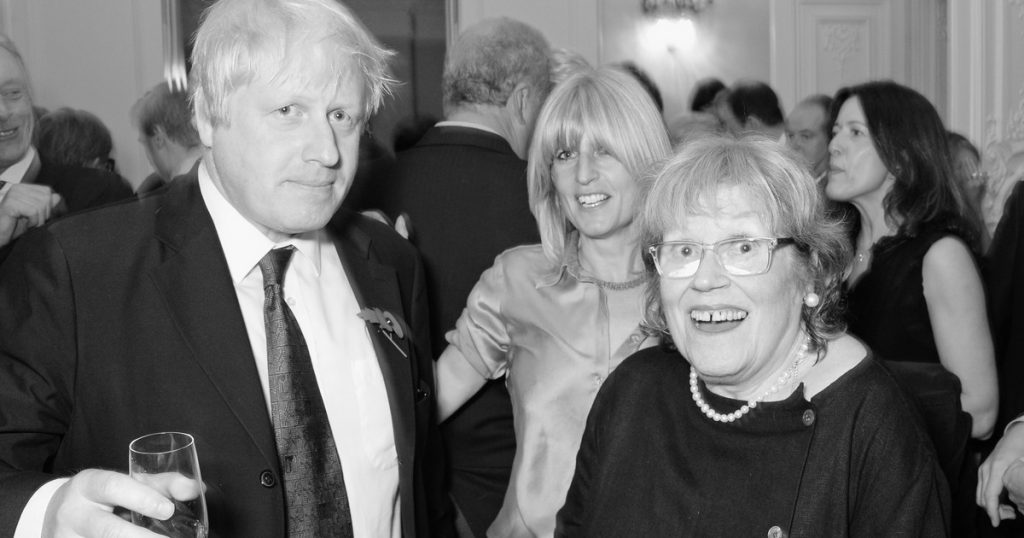 Charlotte Johnson and the parents of Boris Johnson's mother have passed away
