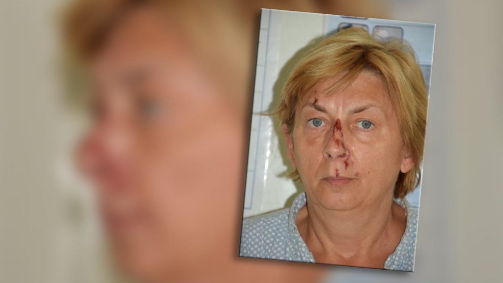 Croatia.  A mysterious woman is found on the shore of the island of Krk.  I don't remember who |  News from the world