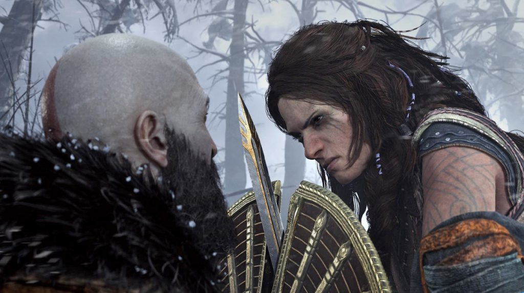 God of War Ragnarok is a clone of the previous part?  Hot discussion for players • Eurogamer.pl