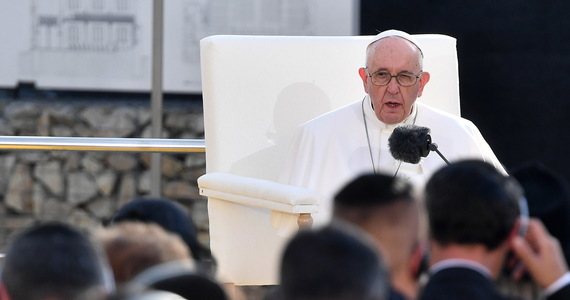 Pope Francis' pleas: The rule of law must be strengthened