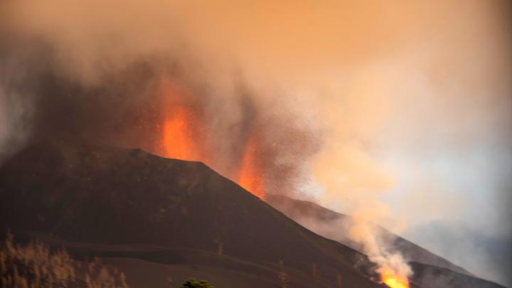 """Spain / After the emergence of vaccines, """"volcano deniers"""" appeared"""