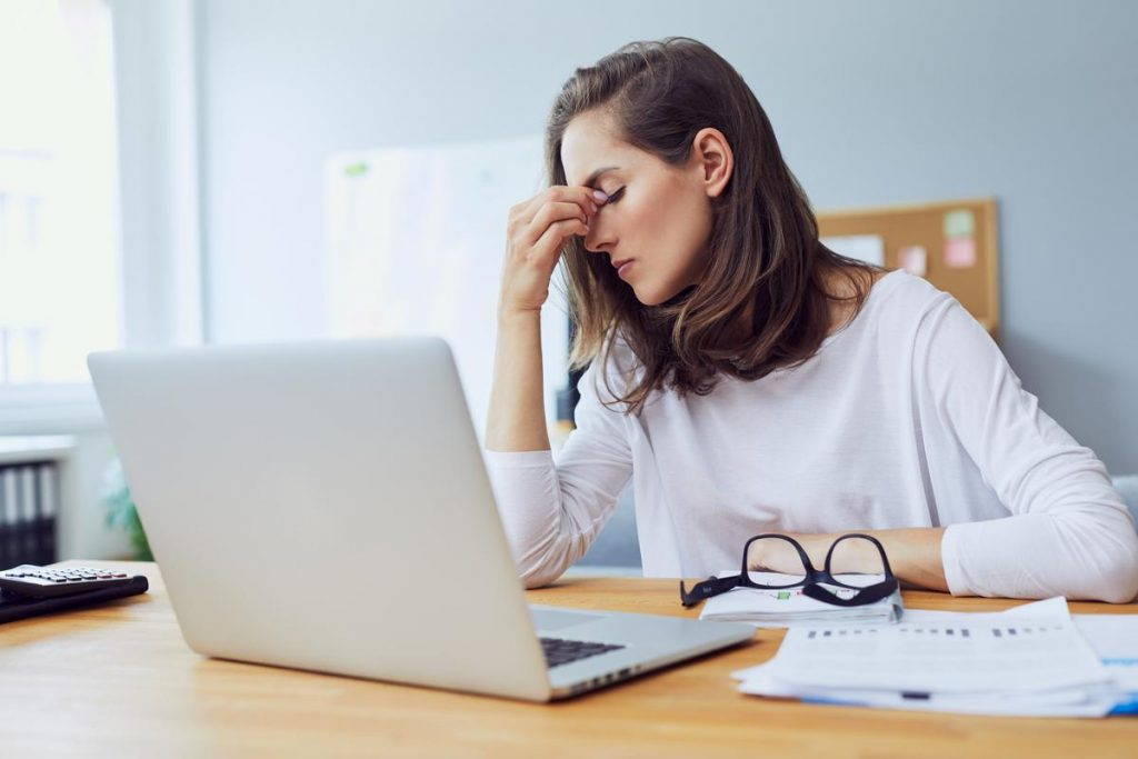 Stress makes us old.  The effect of stress on the body.  How do you slow down this process?  - the health