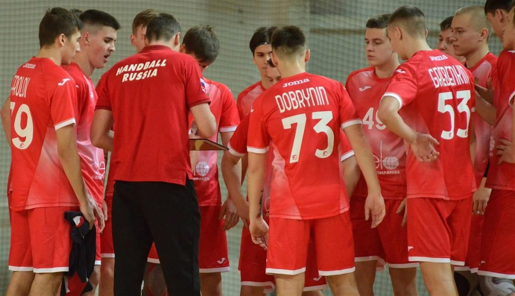 Strong scandal in Russia.  Handball team accused of match-fixing UEFA U19