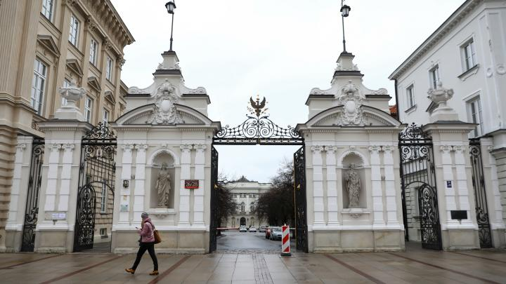 The University of Warsaw prepared a vaccination campaign against COVID-19