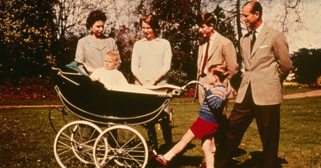 What is pregnancy and childbirth in the British royal family