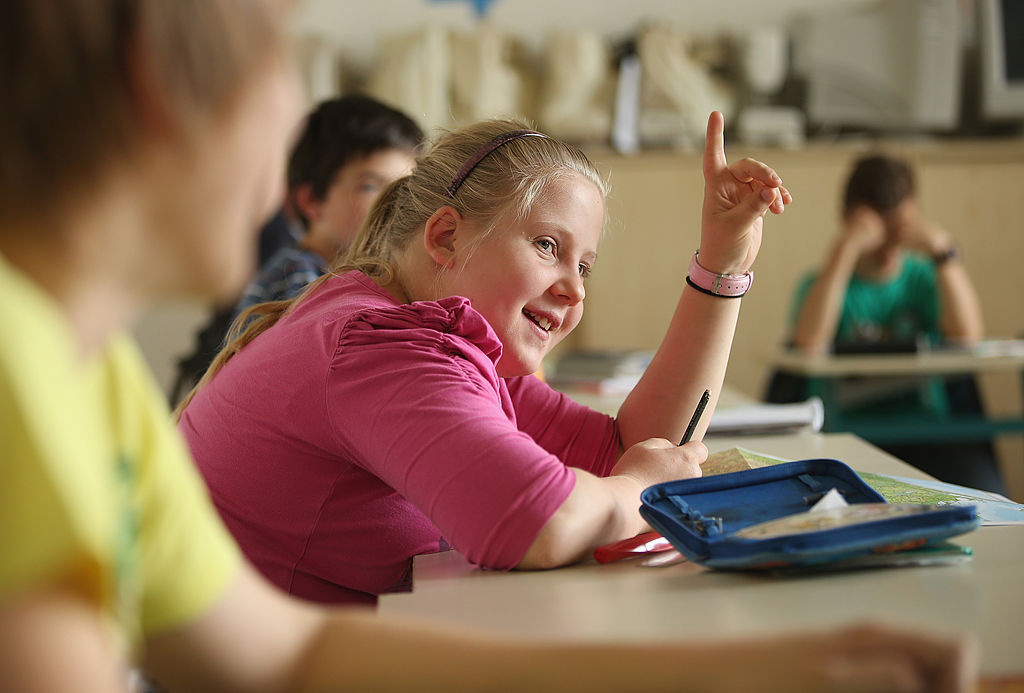What should a child be prepared with at the beginning of the school year?