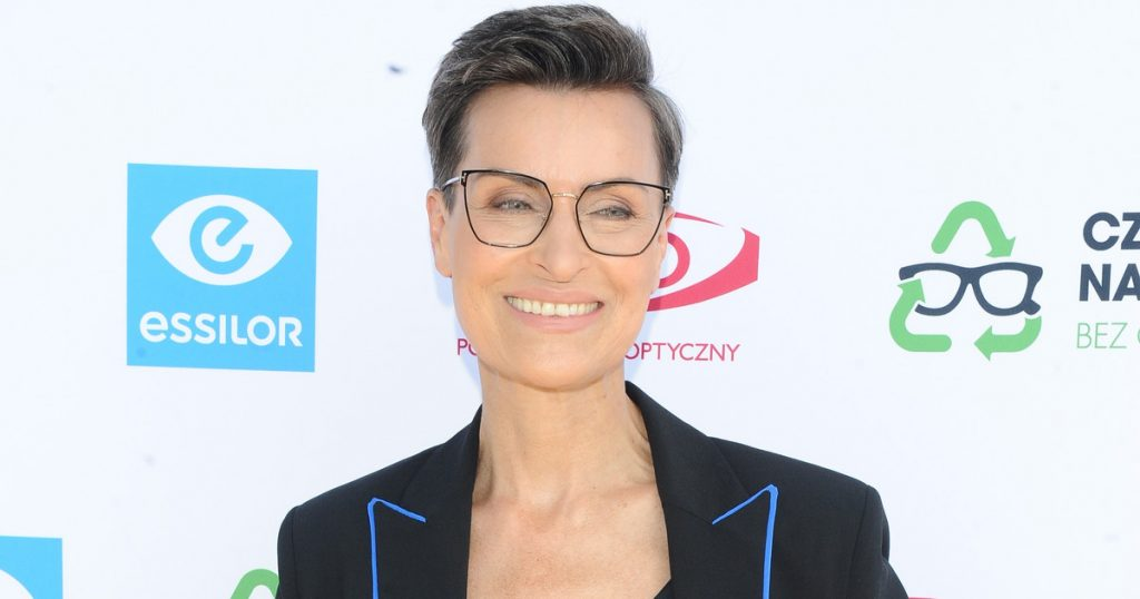 World Sight Day.  The stars impressed everyone at the convention, but Danuta Stenka was what everyone was looking at