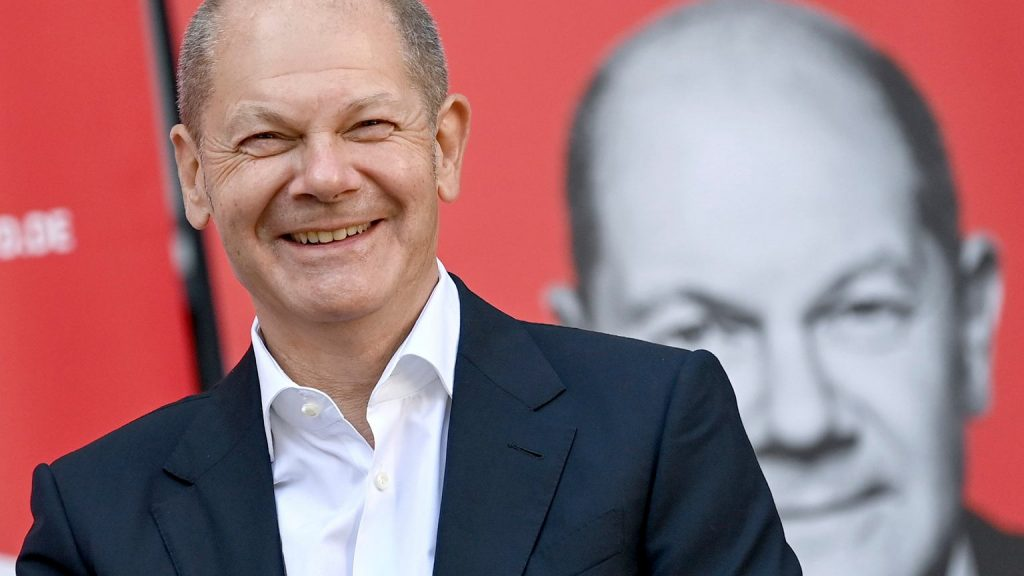 elections in Germany.  Scandal or campaign?  Olaf Schultz and the aftermath of a police raid
