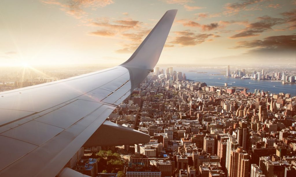How to fly to America?  Lots of rituals, but the planes are packed