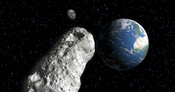 The start of the historic mission to save Earth from an asteroid collision