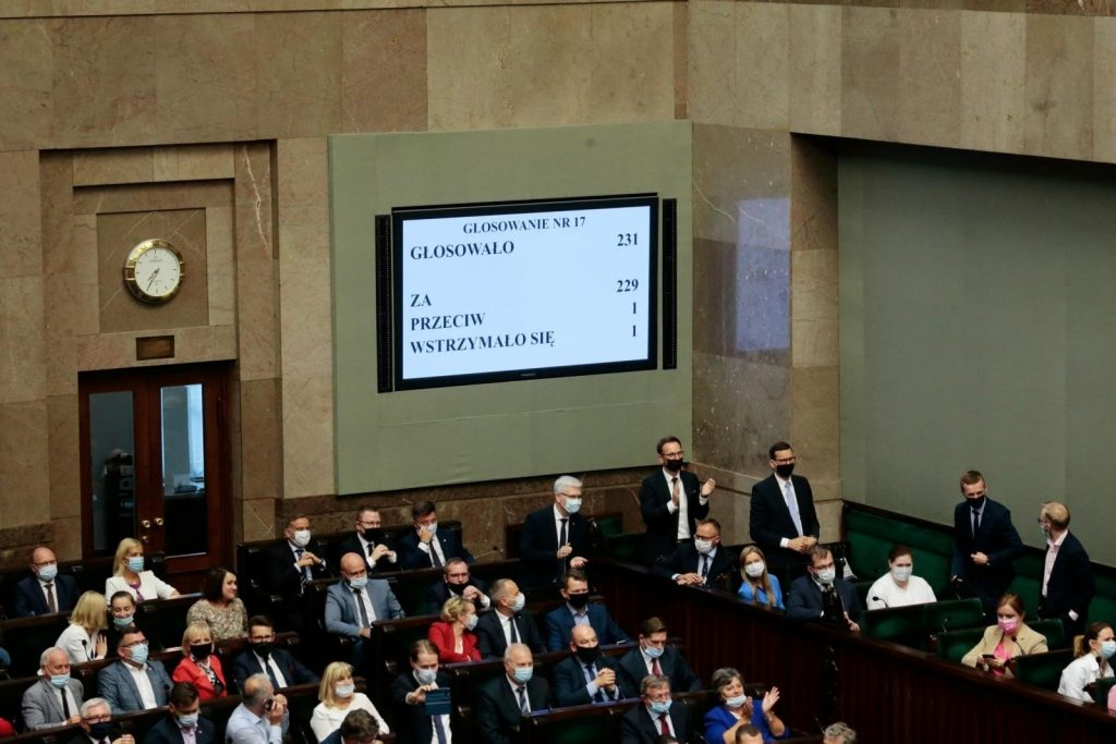 Importance!  New exemption for pumping money to retirees.  Unexpectedly, the House of Representatives passed the PIT-0 test for seniors at Nowy Łada.  Who does not pay tax: 10/10/2021