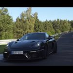 The Porsche 718 Cayman GT4 RS recorded impressive results at the Nürburgring.  It's not a caiman anymore – it's a crocodile!