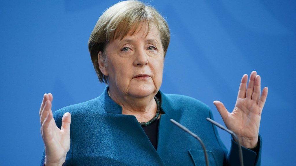 Behind the scenes of Angela Merkel's secret dinner with judges from the Constitutional Court