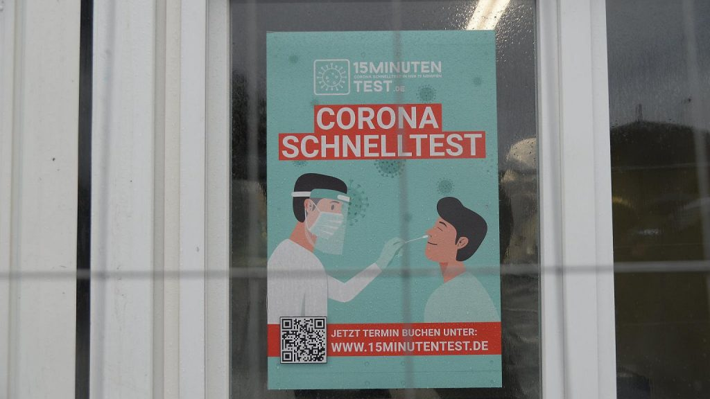 Germany.  Free exams end from Monday.  Problems and costs of the unvaccinated