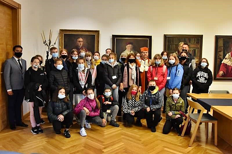 """Lublin area and """"Science Without Borders Enjoy the science!""""  