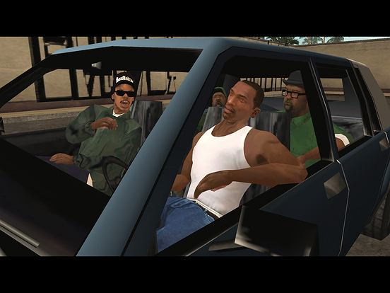Many players' dreams come true.  The GTA trilogy almost confirmed a sport