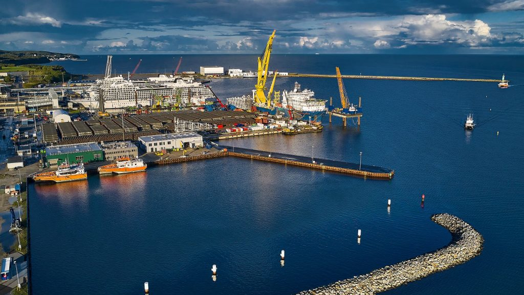 Nord Stream 2. Filling the first line of the pipeline with gas has begun