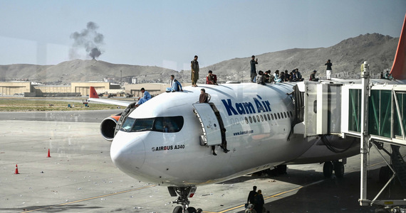 The United States will resume flights departing from Afghanistan